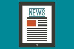News homepage logo